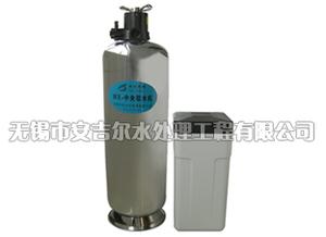 wx-1000R不锈钢软水机