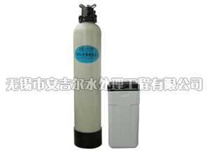 wx-1000R玻璃钢软水机