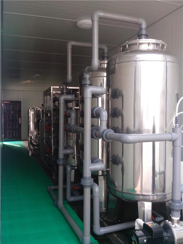 無錫安吉爾8T生活用水設備