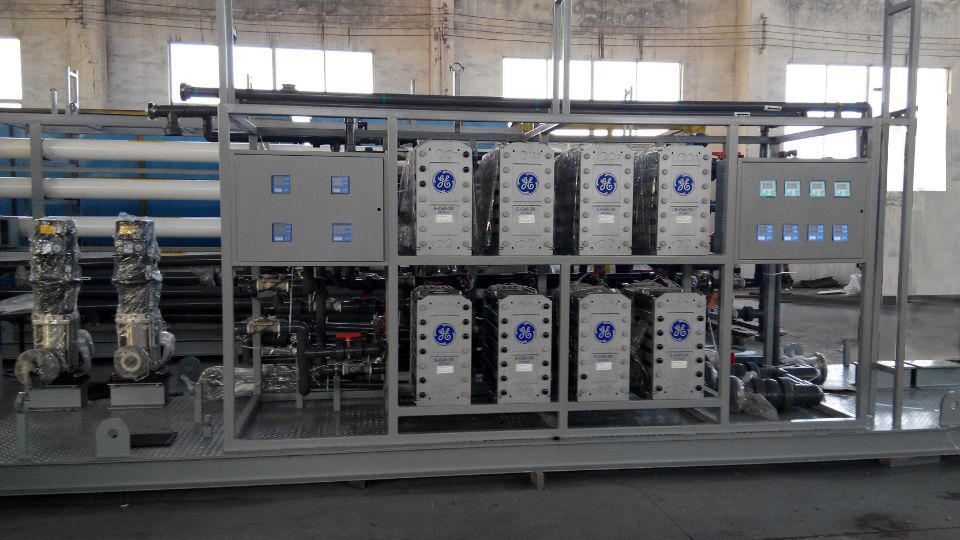 去离子水设备是怎样满足供水需求