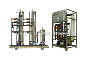 UF-1、UF-2矿泉水超滤设备