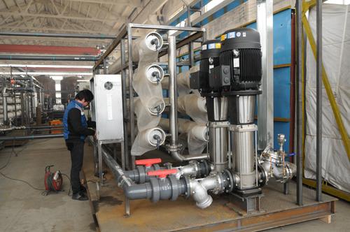 无锡安吉尔蒸汽锅炉配套设备
