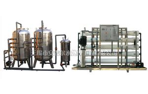 RO-10T一级反渗透纯净水设备
