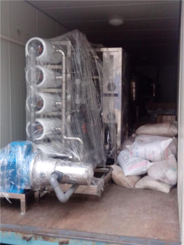 安吉爾海水淡化設備