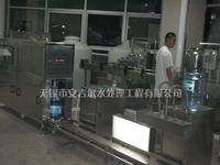 桶时触摸式全自动灌装设备QGF-200~300