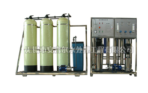 RO-1000LH两级反渗透纯水设备