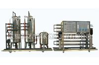RO-2000H两级反渗透纯净水设备