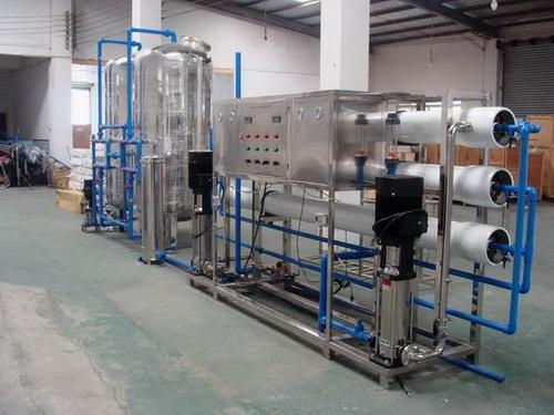 进水压力过高对纯净水设备有影响吗?