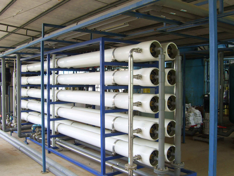 去离子水设备常见的膜分离技术