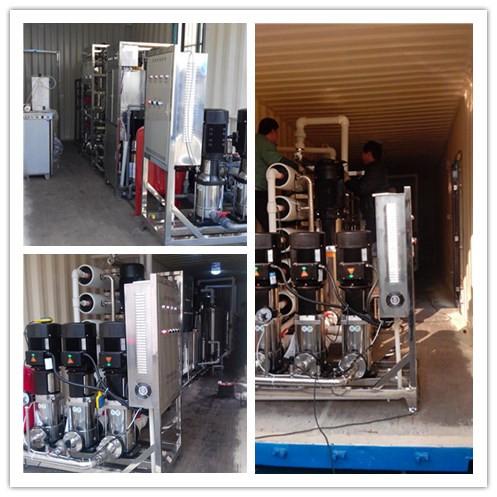 安吉尔海水淡化设备